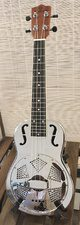 Ukelele resonador Koki'o Chrome Tenor